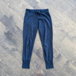 Victoria Secret Angel Navy Blue Jogger Sweatpants